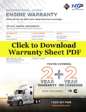 international engine warranty ntp